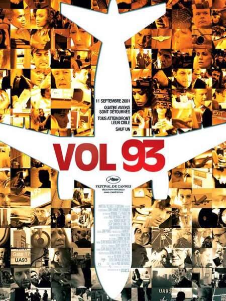 Vol 93 (2005), ou l'histoire vraie des passagers du vol qui s'est écrasé en Pennsylvanie le 11 septembre 2001