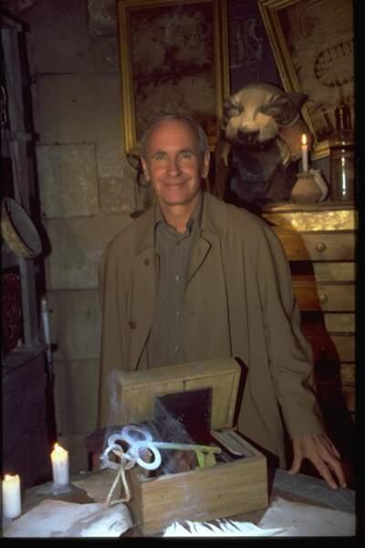Patrice Laffont a animé le programme de 1990 à 1999
