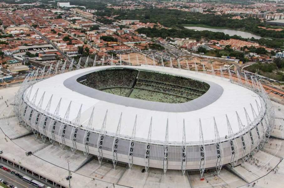 Estádio Castelão (Fortaleza) 64 846 places