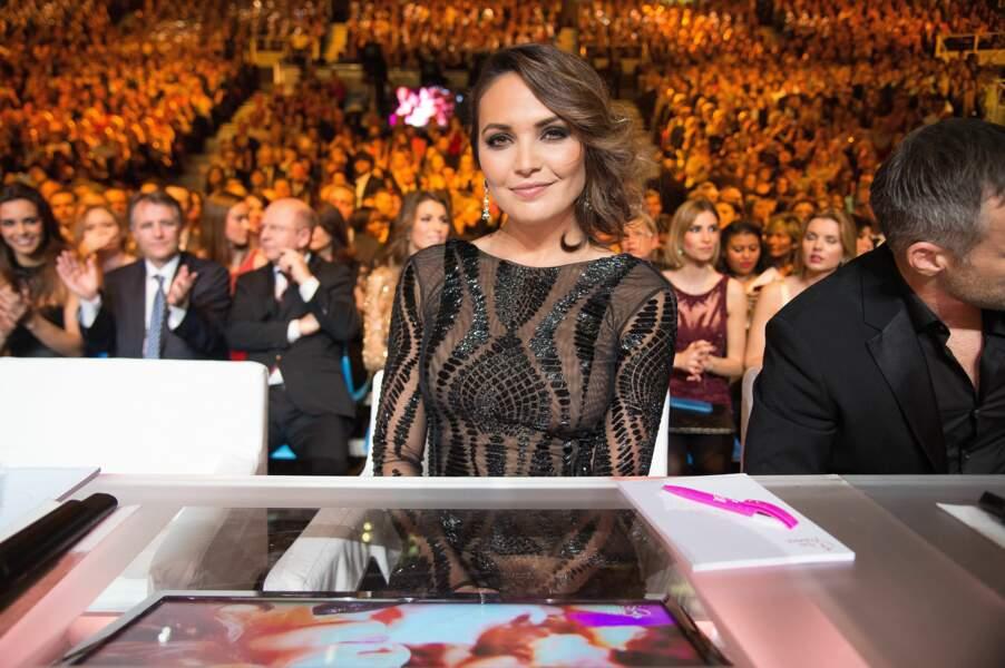 Bonjour, je m'appelle Valérie Bègue, je suis membre du jury et ancienne Miss France 2008