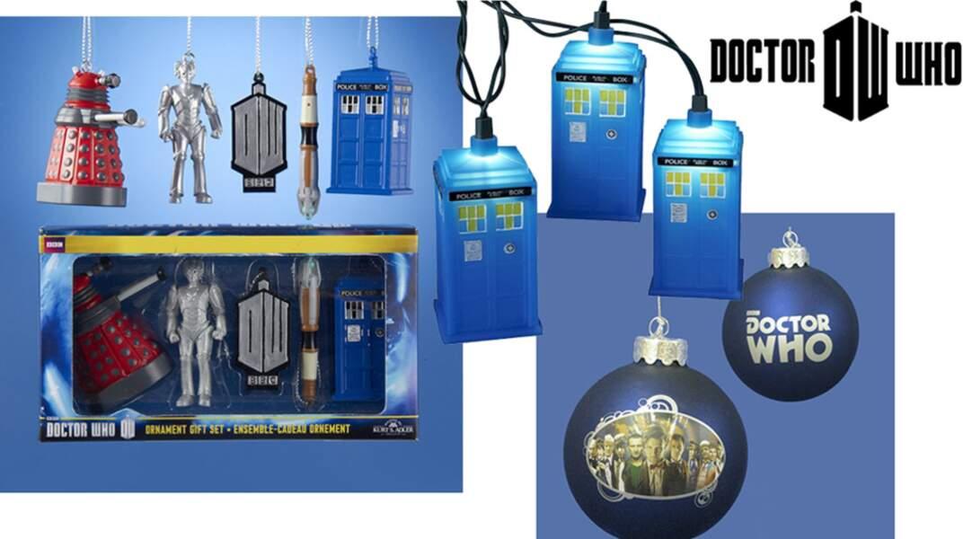 Pour tous les Whovians (fans de Doctor Who) !