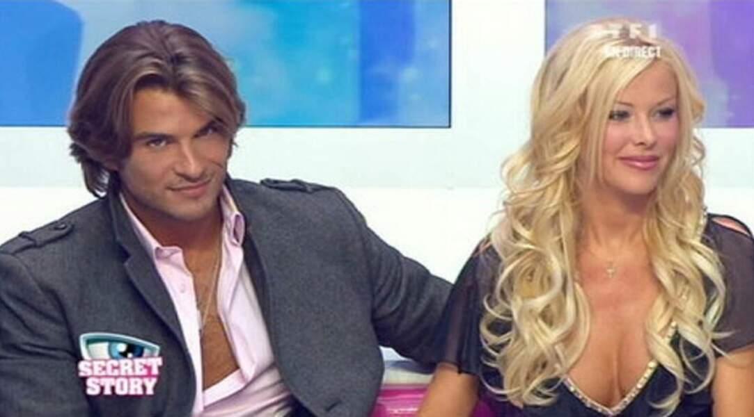 Angie et Romain (Secret Story 3)