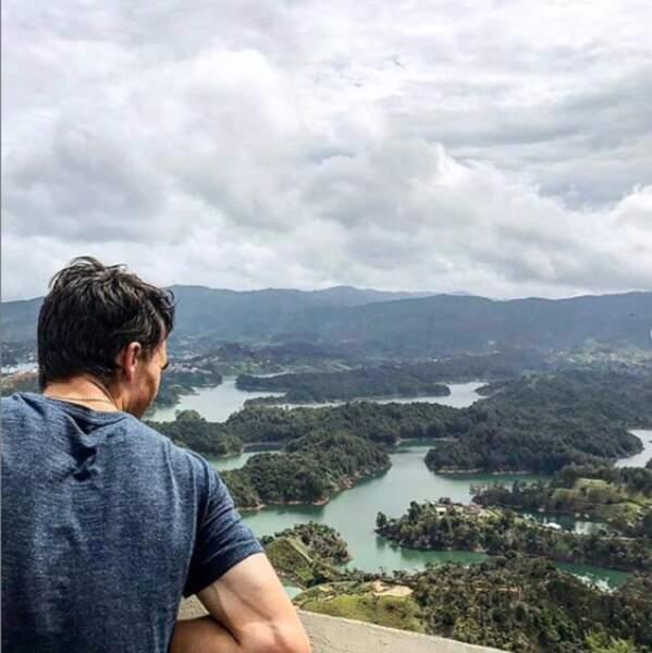 Julian Alaphilippe est également un fan de montagne