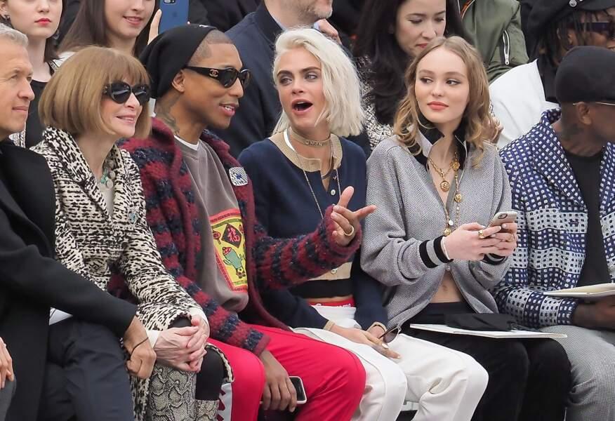 La Fashion Week parisienne s'achève et c'était clairement THE place to be.