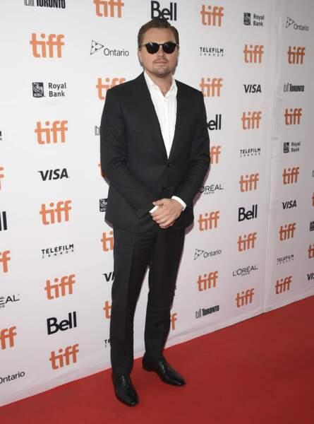 Mais Leonardo DiCaprio ne passe jamais inaperçu !