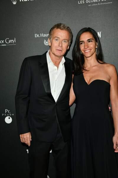 Franck Dubosc et sa femme Daniele Dubosc