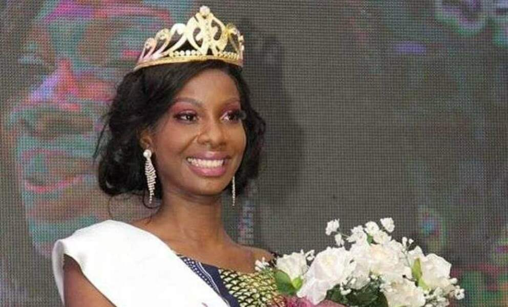 Miss Ghana : Nana Ama Benson