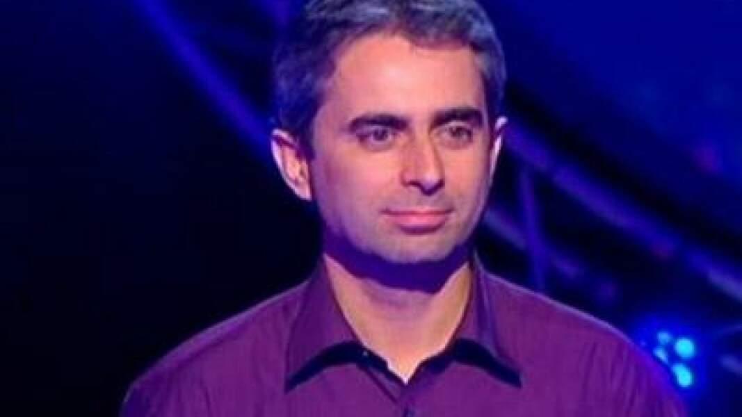 28. Frédéric, 250 000 €, Le plus grand quiz de France, TF1 (2009)