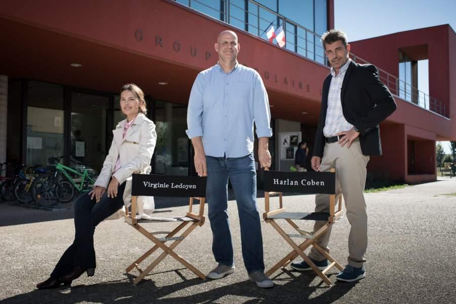 TF1 proposera une nouvelle mini-série intitulée Juste un regard adaptée d'une oeuvre de Harlan Coben