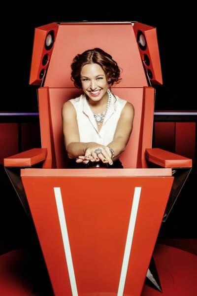 Natasha St Pier s'est retournée pendant deux saisons sur les talents belges de The Voice