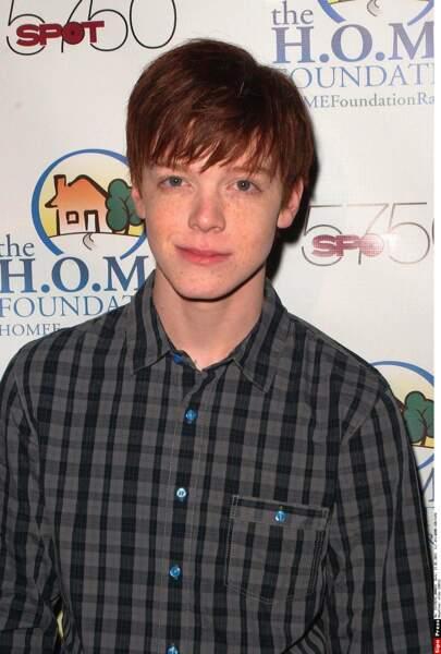 Cameron Monaghan, alias Ian a était encore très sage, ici en 2011.