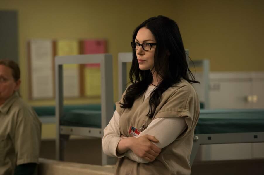 Alex Vause est l'une des héroïnes principales de la série
