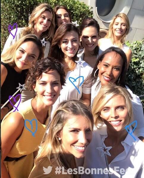 Engagée, les Miss ont créé ensemble l'association Les Bonnes Fées !