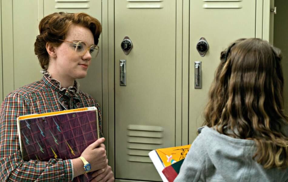 Le public a découvert Shannon Purser dans la série Stranger Things de Netflix