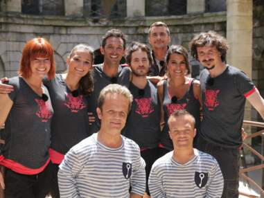 Fort Boyard : Karine Ferri se bat pour l'association Grégory Lemarchal