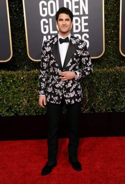 Darren Criss a fait dans la fantaisie !