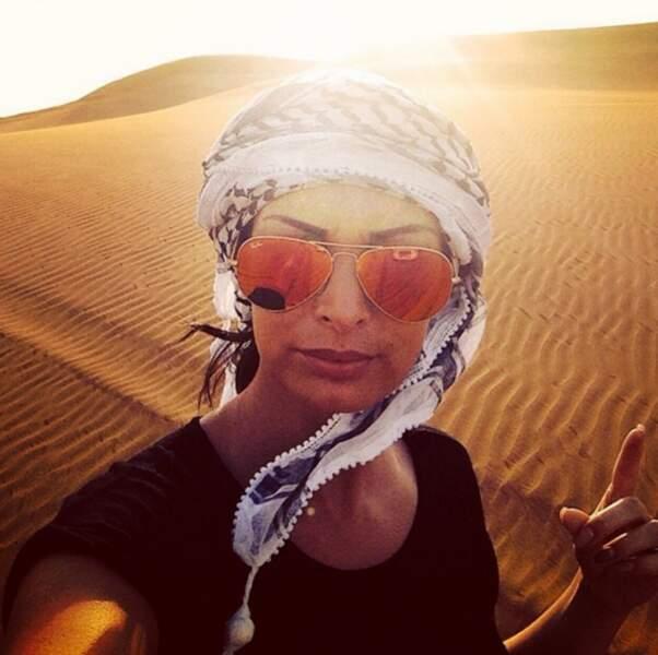 Ou un petit safari à Dubai.