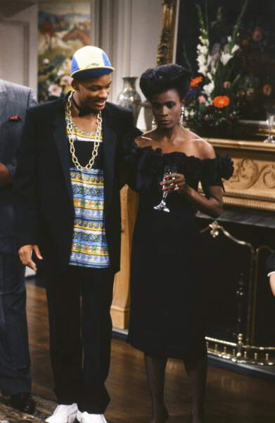 Janet Hubert-Whitten incarne la tante de Will Smith, Vivan Banks