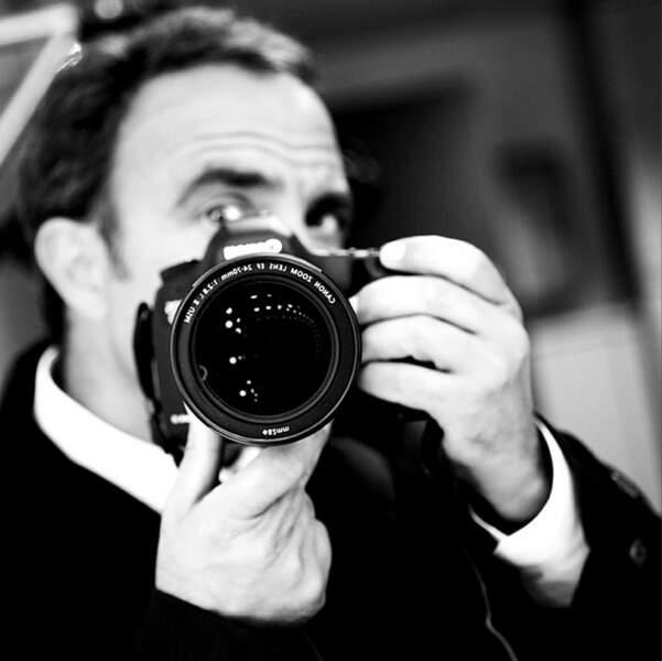 26. Nikos Aliagas (@nikosaliagas) - Animateur télé, photographe (514 896 followers)