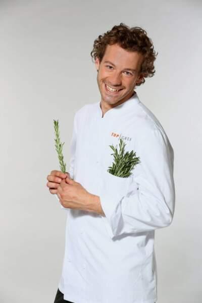 Steven RAMON, candidat de Top Chef 5
