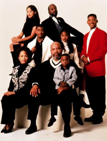 La famille Banks du Prince de Bel Air