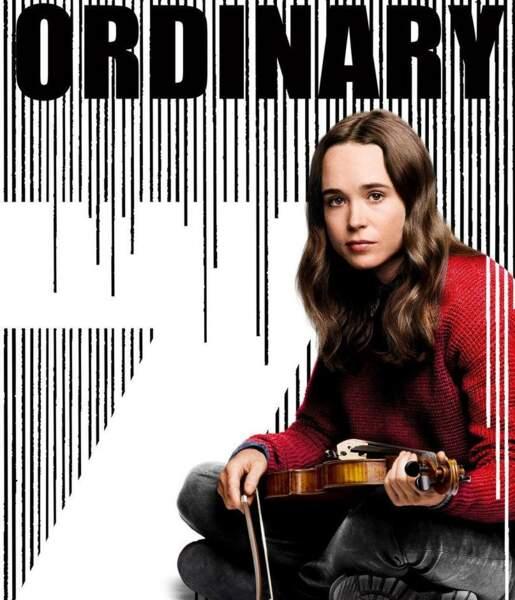 La n°7 est Vanya Hargreeves, surnommée la Viole Blanche (Ellen Page)