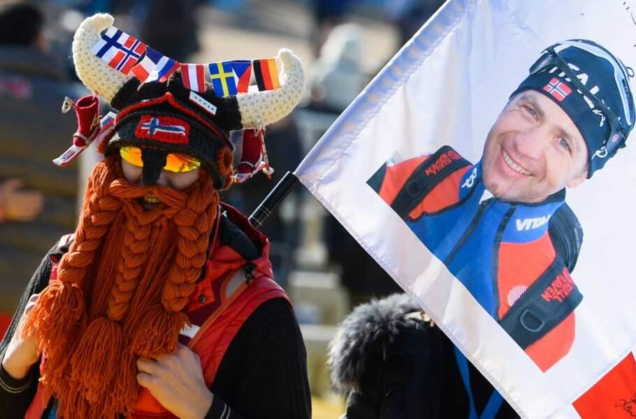 Le concours peut aussi marcher avec les déguisements des supporters