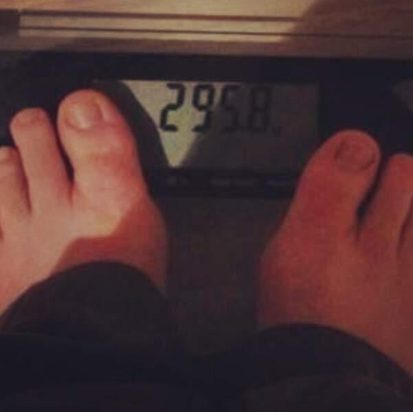 Avant, Chris Pratt s'était 134 kilos sur la balance...