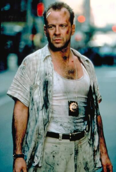Numéro 7 - John McClane dans la saga Die Hard