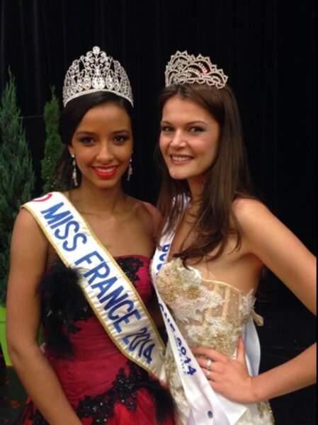 Miss Bourgogne 2014, Janyce Guillot