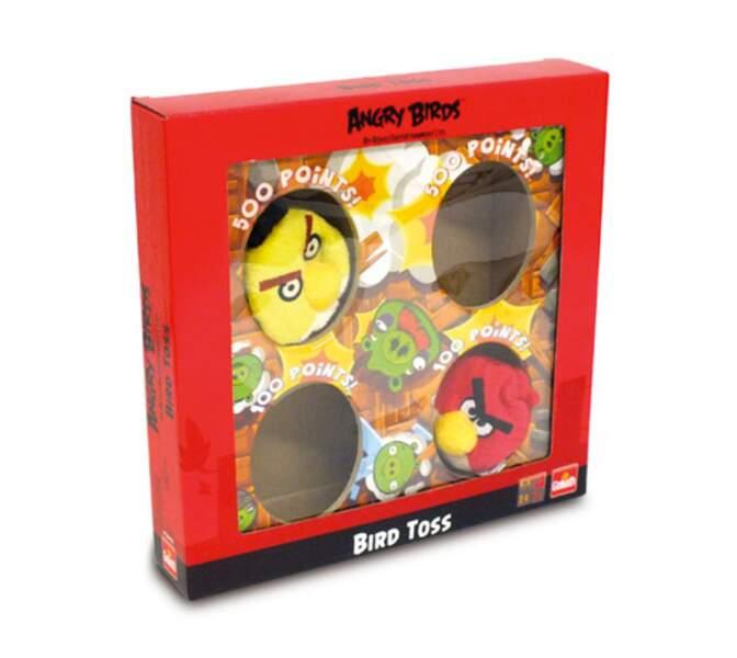 Jeu d'adresse Angry Birds