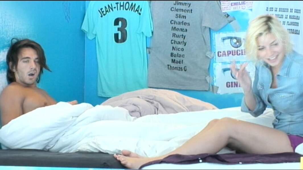 Vous pensiez Thomas beau gosse ? Regardez le plutôt au réveil !