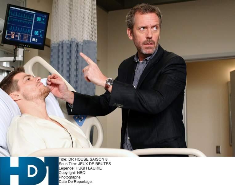 Dr House, le toubib le plus antipathique et le plus... sympathique dans l'univers des séries médicales