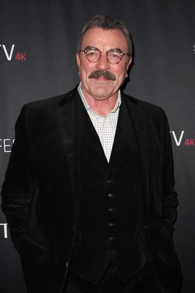 Le comédien n'a jamais quitté la télé, il est aujourd'hui la star de Blue Bloods.