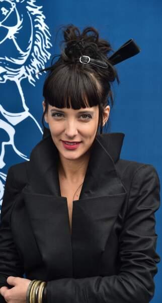 Erika Moulet faisait partie des chroniqueuses de l'émission de septembre 2015 à juillet 2016