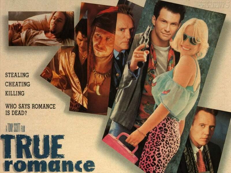 1993. Tarantino signe le scénario de True Romance, film de Tony Scott