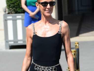 Céline Dion : ses looks les plus fous à la dernière fashion-week parisienne