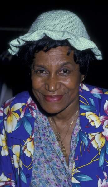 L'actrice Clarice Taylor est décédée en 2011 à l'âge de 93 ans