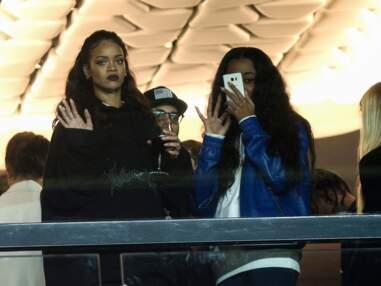 PSG/OM : Rihanna, Bernard de la Villardière... Du beau monde en tribunes !