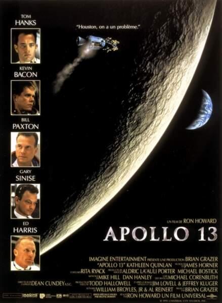 Il s'agit du film Apollo 13