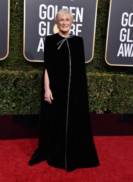 L'une des plus grandes actrices d'Hollywood : Glenn Close !