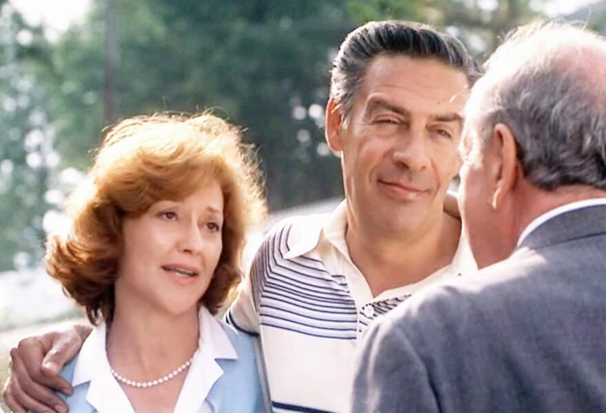 Jerry Orbach et Kelly Bishop jouaient le docteur Jake Houseman et son épouse Marjorie