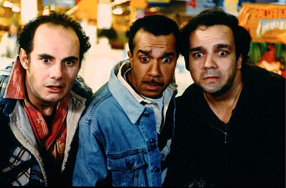 Les Inconnus dans Les Trois Frères (1995)