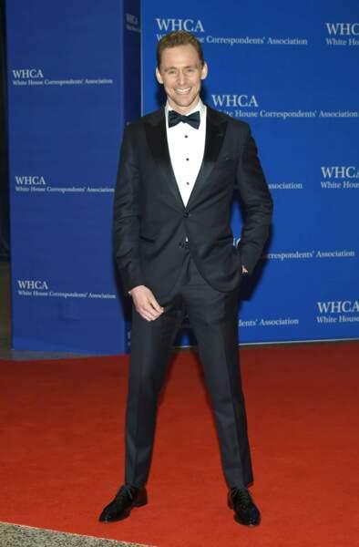 Tom Hiddleston, HEUREUX !