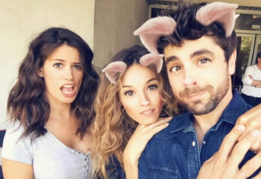 Les acteurs adorent s'amuser avec les filtres Instagram