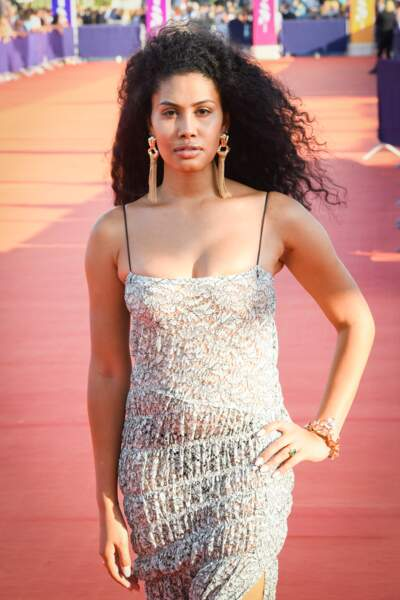 La top model Leyna Bloom