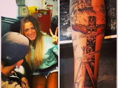 Twitter : Le nouveau tatouage d'Anaïs des Anges, Lily Allen dénudée