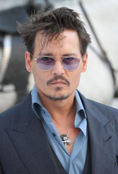 72. Johnny Depp (acteur)