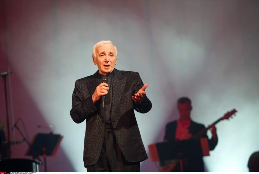 Le concert de 2014 à Erevan