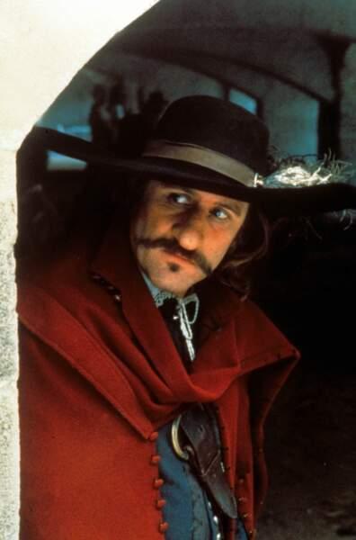 """Mister Depardiou"" pour sa prestation de Cyrano De Bergerac (1991), repart bredouille"